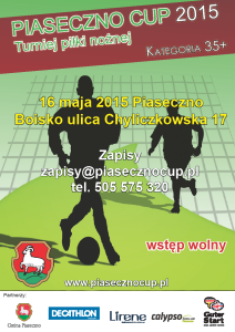 Piaseczno Cup 35