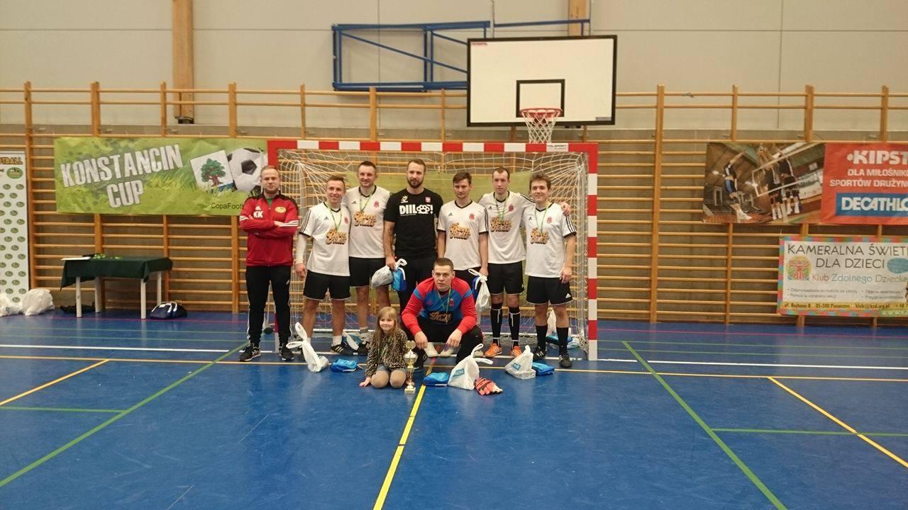 Wilanów wygrywa Konstancin Cup