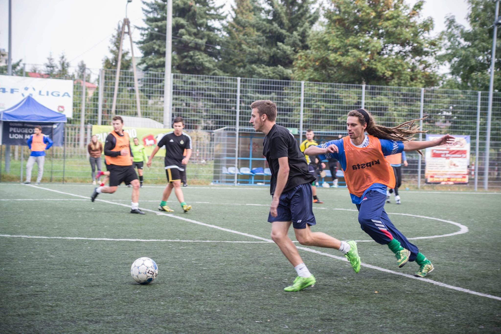 Filip Kamiński Kapitan Hi-Fi Bandy ! CopaFootball.pl